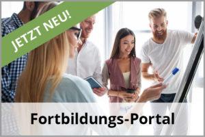 Button Fortbildungs-Portal