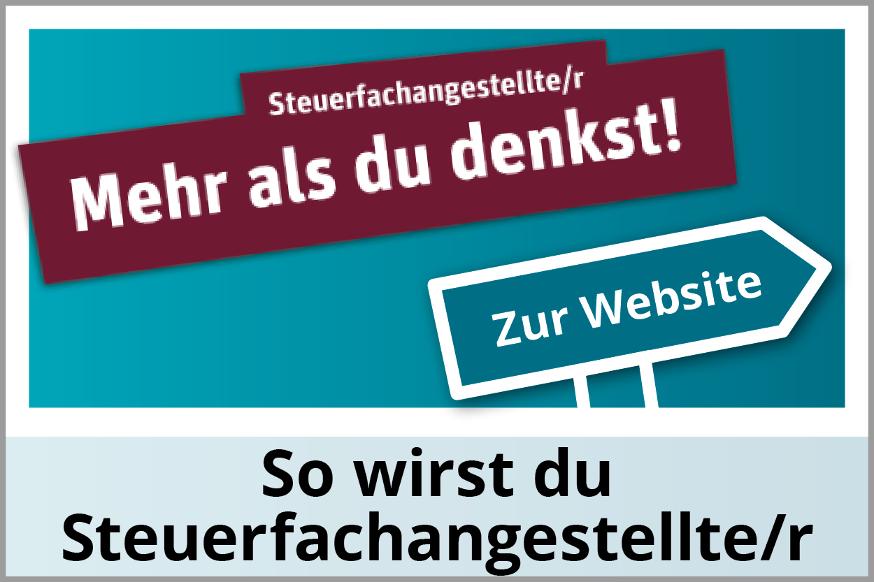 Button So wirst du Steuerfachangestellte/r