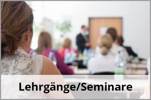 Lehrgänge und Seminare der Steuerberaterkammer Stuttgart