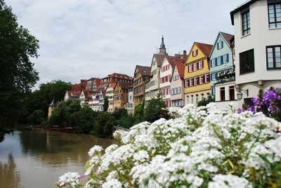 Tübingen Panorama